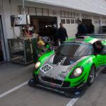 (Česky) Zelená flotila Lotusů KT motorsport vystrčila na Hungaroringu růžky